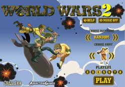 gioca a World Wars 2 - Giochi di Risiko