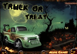 Giochi Di Avventura Truck Or Treat