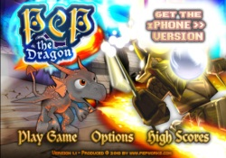 Giochi Di Avventura Pep The Dragon