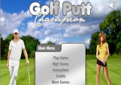 gioca a Golf Putt Champion