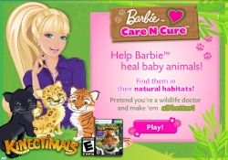 gioca a Barbie - Care N Cure