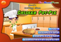 Giochi Di Giochi Per Ragazze Chicken Pot Pie Cooking