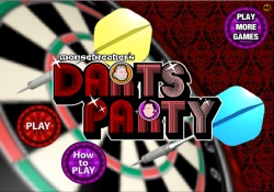 Giochi Di Abilità Darts Party