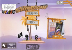 gioca a Slow And Blow Pirates