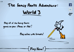 Giochi Di Avventura Fancy Pants Adventures 3