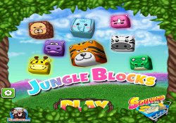 Giochi Di Puzzle Jungle Blocks