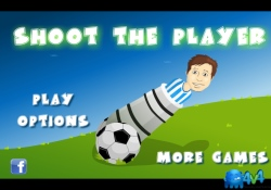 gioca a Shoot The Player