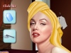gioca a Marilyn Monroe - Facial Spa Makeover