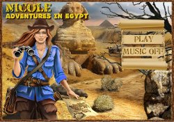 Giochi Di Puzzle Nicole Adventures In Egypt