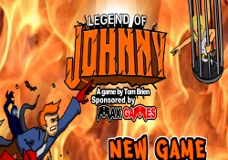 Giochi Di Avventura Legend Of Johnny