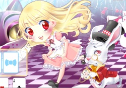 Giochi Di Giochi Per Ragazze Alice In Wonderland Dress Up