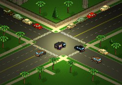 Giochi Di Abilità Traffic Command 3