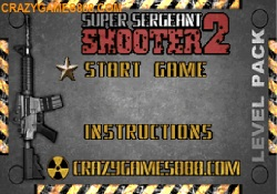 Giochi Di Avventura Super Sergeant Shooter 2 Level Pack