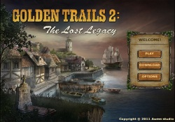 Giochi Di Puzzle Golden Trails 2