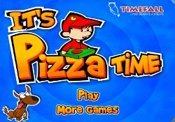 Giochi Di Avventura It's Pizza Time