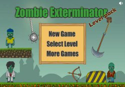 gioca a Zombie Exterminator Level Pack