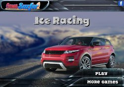 Giochi Di Sport Ice Racing