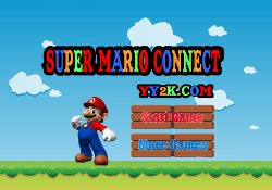 gioca a Super Mario Connect