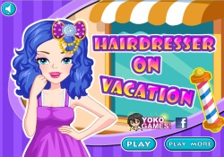 Giochi Di Giochi Per Ragazze Hairdresser On Vacation