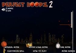 Giochi Di Sport Perfect Hoopz 2