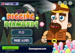 Giochi Di Avventura Digging Diamonds