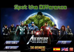gioca a The Avengers Difference