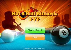 Giochi Di Sport Hot 8 Ball PVP
