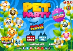 Giochi Di Puzzle Pet Party 2