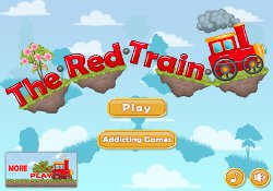 gioca a The Red Train
