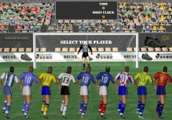 Giochi Di Sport World Cup Penalty Kick Tournament