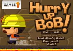 Giochi Di Avventura Hurry Up Bob