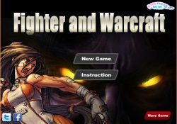 Giochi Di Azione Fighter And Warcraft