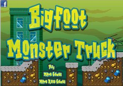 Giochi Di Abilità Bigfoot Monster Truck