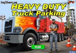 Giochi Di Abilità Heavy Duty Truck Parking