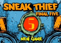 Giochi Di Avventura Sneak Thief 5 - Final Find