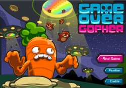 Giochi Di Azione Game Over Gopher