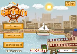 Giochi Di Puzzle Car Ferry