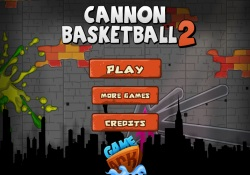 gioca a Cannon Basketball 2