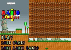 Giochi Di Giochi Super Mario Mario Flash 4