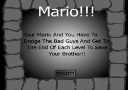 Giochi Di Giochi Super Mario Mario Brother 1