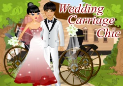 Giochi Di Giochi Per Ragazze Wedding Carriage Chic