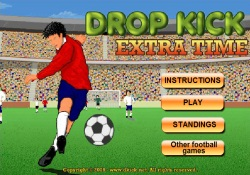 Giochi Di Sport Drop Kick Extra Time
