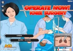 gioca a Operate Now - Knee Surgery