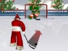 gioca a Santa's Hockey Shootout