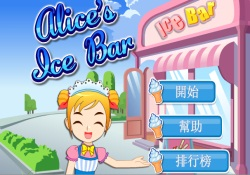 gioca a Alice's Ice Bar