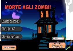 gioca a Zombies Must Die