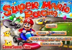 Giochi Di Sport New SuperMario Racing