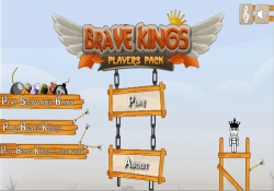 Giochi Di Avventura Brave Kings - Players Pack