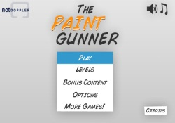 Giochi Di Avventura The Paint Gunner