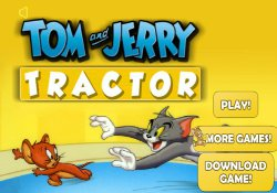 Giochi Di Abilità Tom And Jerry Tractor